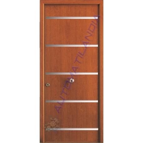 Junquillos de madera para puertas free puerta para el for Puertas para el hogar