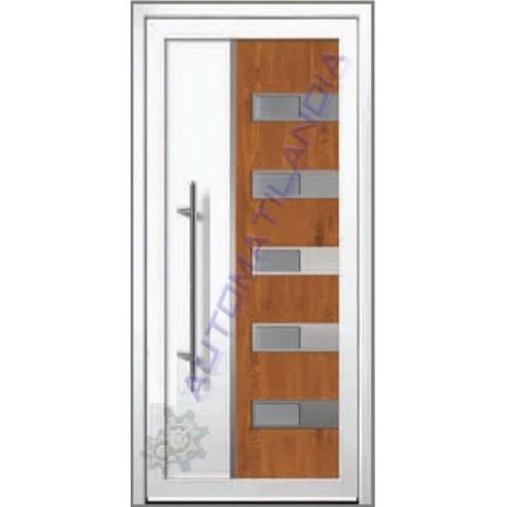 Distribuidor de puerta de entrada de vivienda st 5305 de for Puertas para vivienda