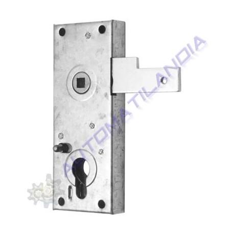 Cerradura muelle con retorno puerta seccional precio - Muelle para puertas ...