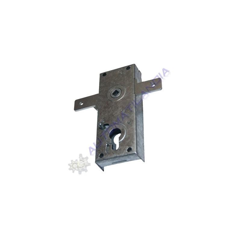 Sustituir cerradura muelle referencia 100a de puerta - Muelle para puertas ...