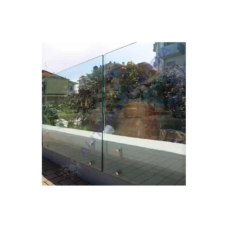Baranda de cristal decorativa - Baranda de cristal ...