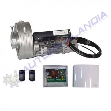 Kit motor para persiana enrollable automatizaci n mando a for Kit de persianas