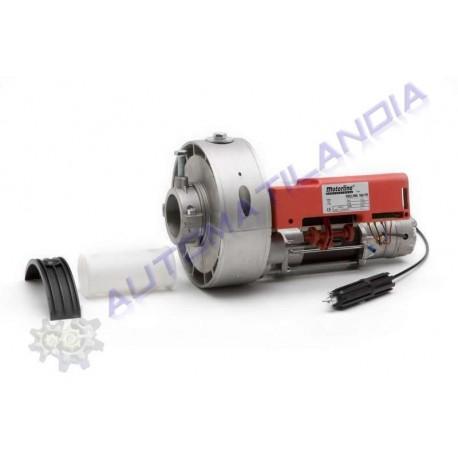 motor enrollable motorline eje 42, 48 y 60 en 160 kg. con electrofreno.