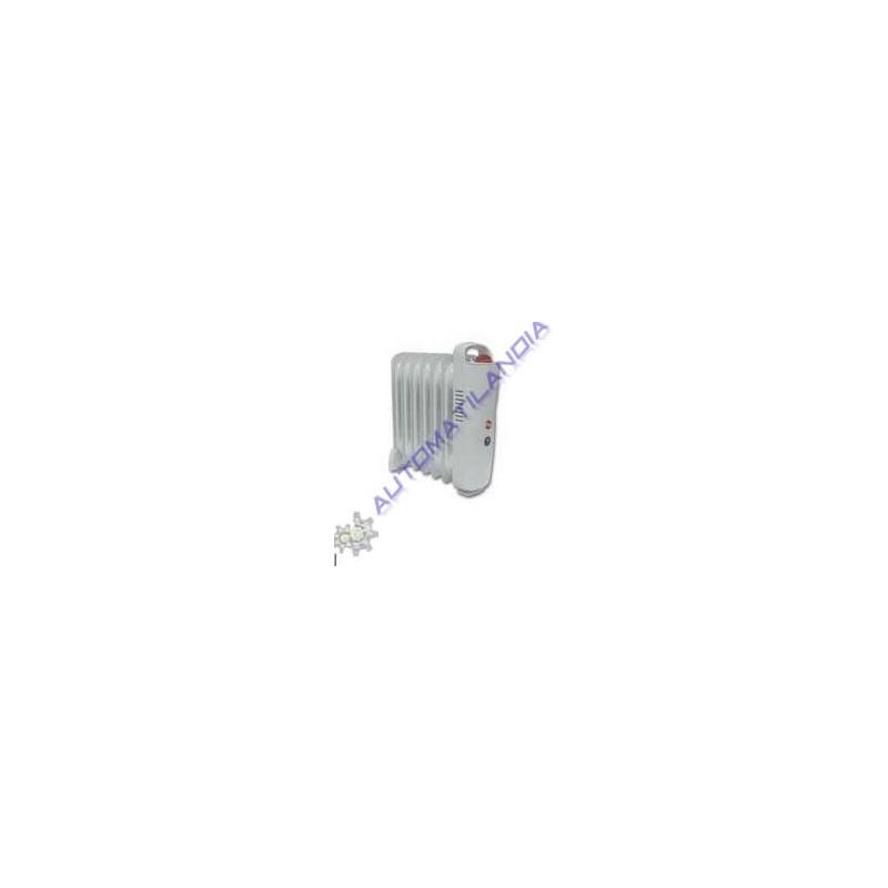 Radiador electrico mini 7 elementos fm - Radiador electrico precio ...