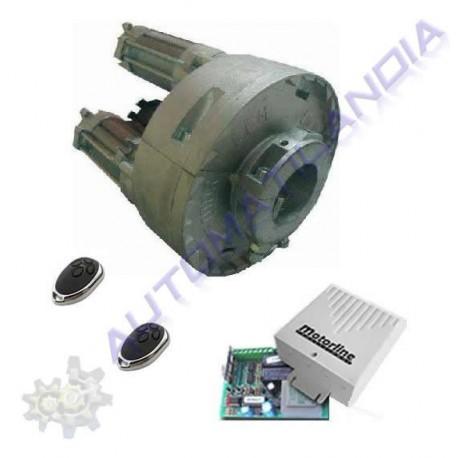 Kit motorline de motor para persiana enrollable de 320kg - Kit motor persiana ...