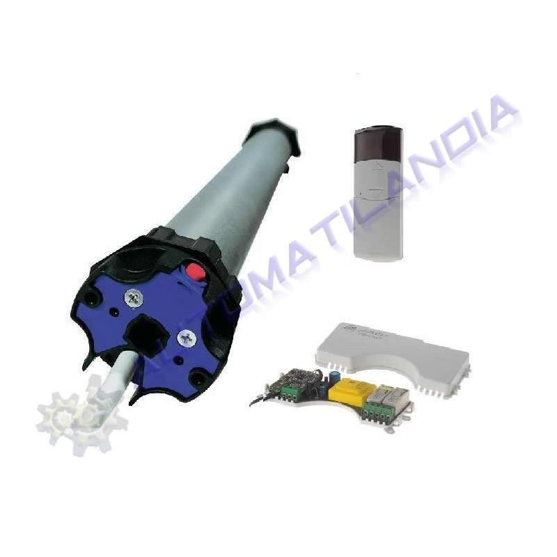 Motorizar persiana kit motor tubular para persianas de - Motores de persianas precios ...
