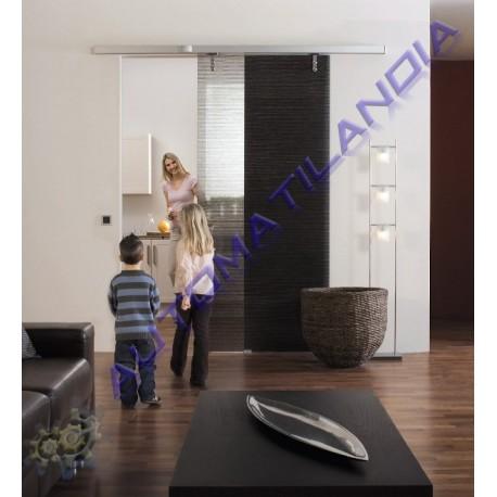 Puertas correderas de cristal precios cs 80 magneo de - Puerta corredera cristal precio ...