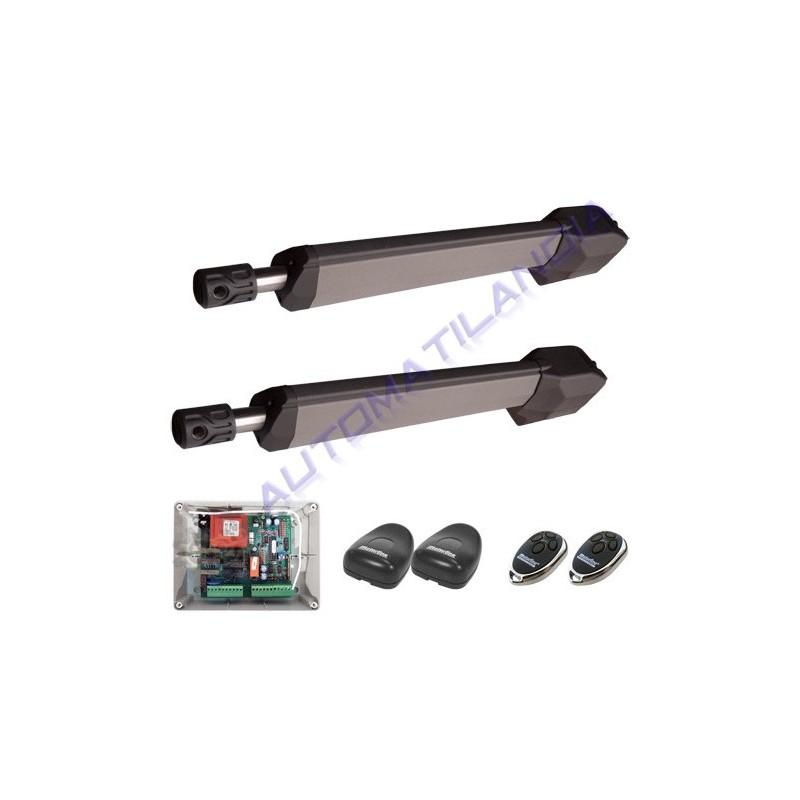 Motores de puertas precio kit pist n electromec nico - Motores electricos para puertas ...