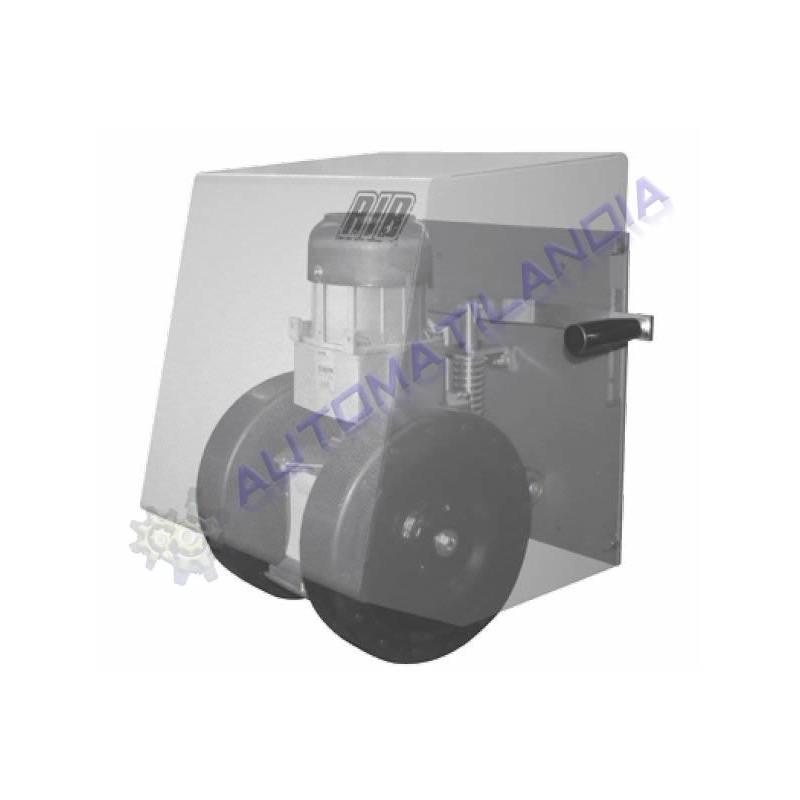 Motor puerta industrial batiente brazo articulado - Motores electricos para puertas ...