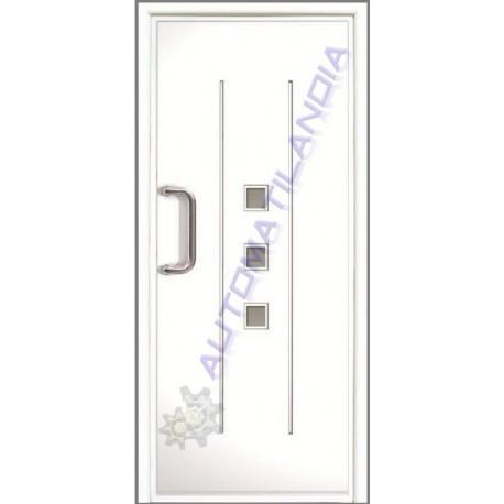 Montar puerta de seguridad cr 200 en la entrada de la casa - Precio puerta seguridad ...