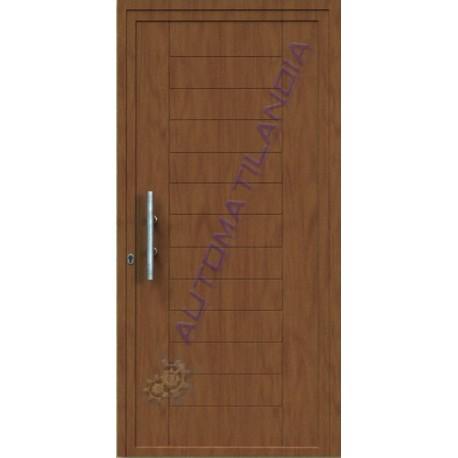 Tienda internet puerta para la entrada de la casa de for Puertas de fierro interiores
