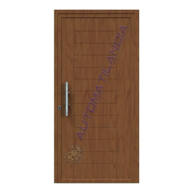 Puertas para entrada de casa best puertas de madera for Puertas de hierro para entrada principal