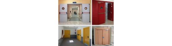 Puertas cortafuegos roper y contraincendios economicas - Puertas contra incendios ...