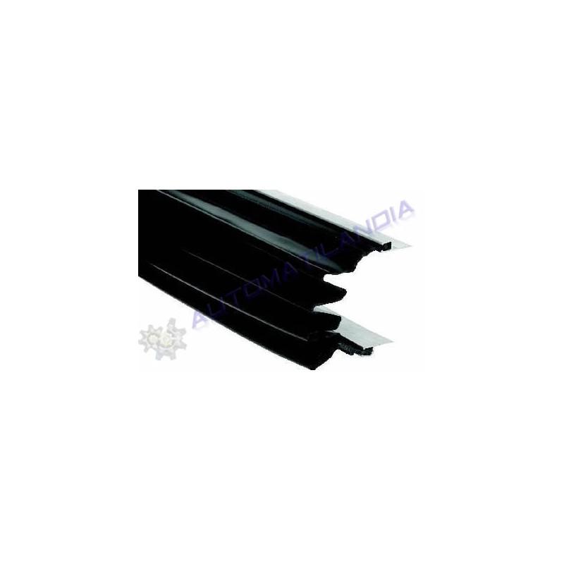 Goma lateral antipinzamiento para bisagras tipo fuelle puertas abatible - Puertas tipo fuelle ...
