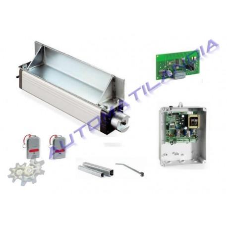 kit de auromatización erreka orion para puertas de contrapesas hasta 12m2