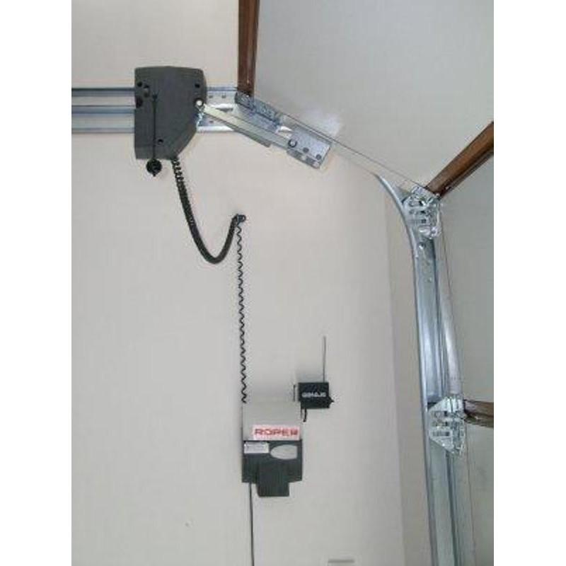 Kit motor lateral roper puertas garaje seccional integrado - Motor puerta garaje precio ...