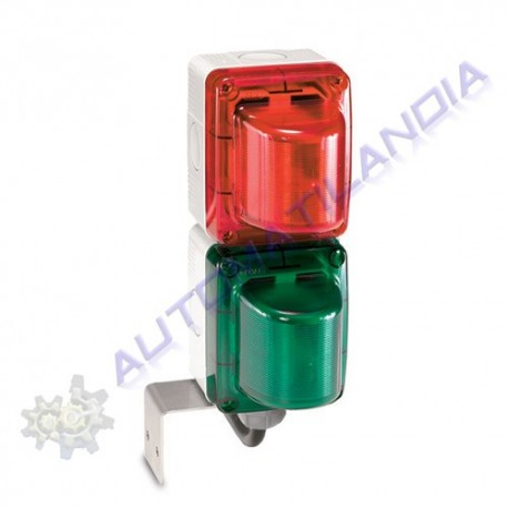 semáforo pequeño rojo/verde l lsd.