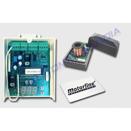 kit control de accesos por tarjeta de proximidad.
