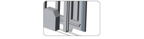 Homologación de puertas correderas