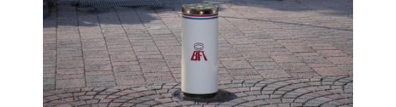 Pilonas retractiles hidrahúlicas y automáticas