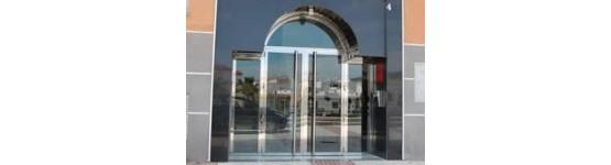 Puertas y portales de acero